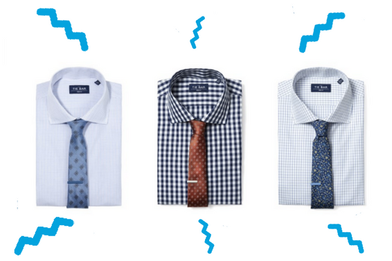 How to Perfectly Pair Shirts and Ties