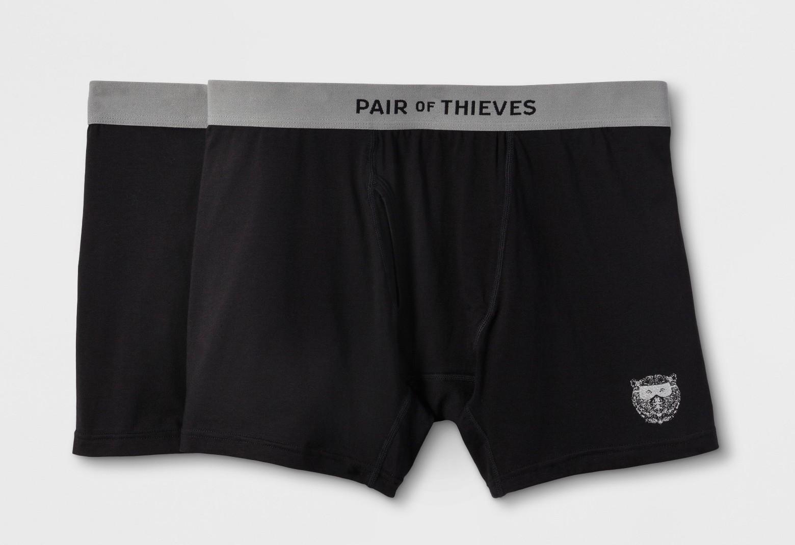 pair of thieves underwear