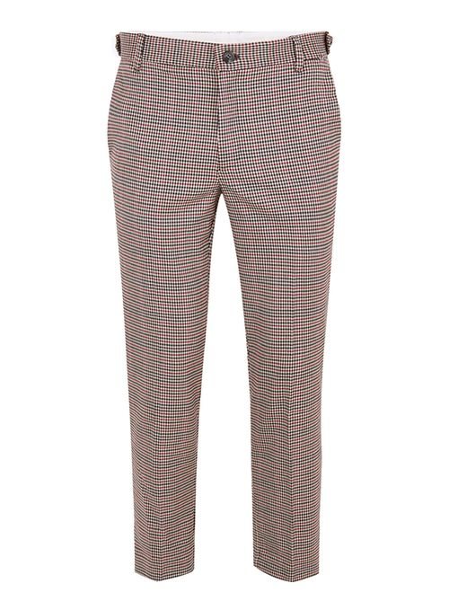 topman cropped trousers