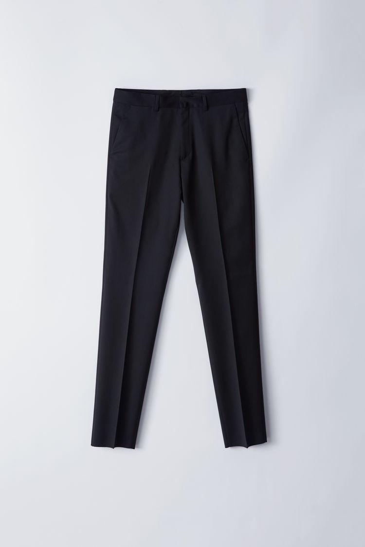 Acne Brobyn pique trouser