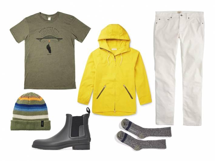 winter white cords, bridge & burn, pendleton, hunter, outerknown, j.crew, pop trading company