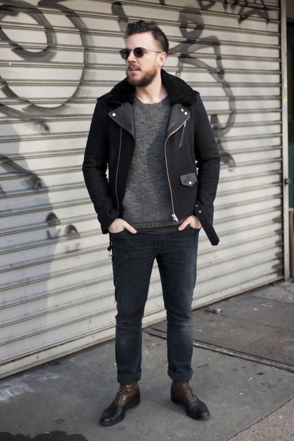 articles of style shearling