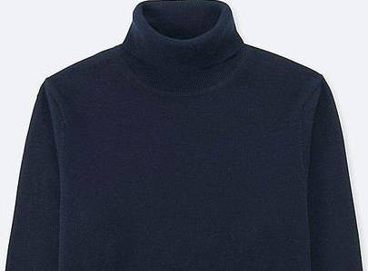 How to Wear a Men's Turtleneck: Outfit Ideas