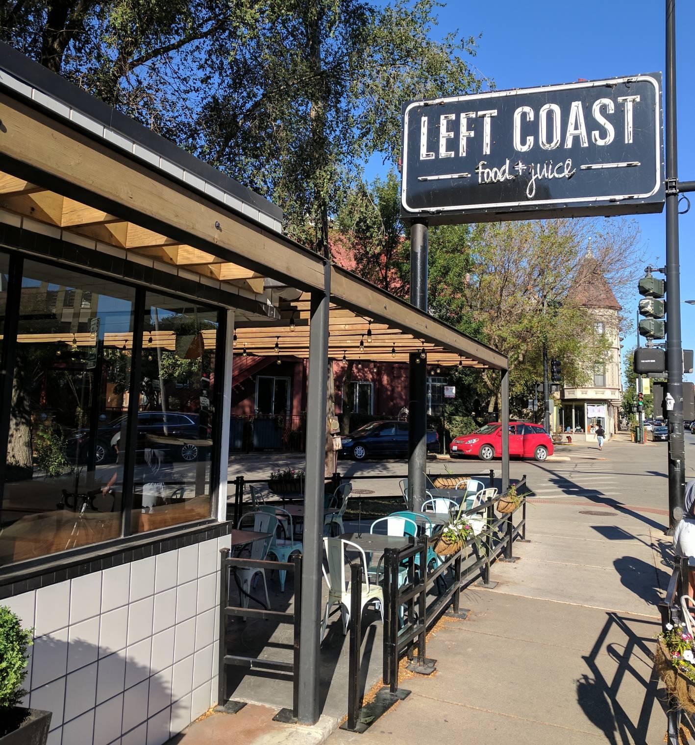left coast chicago