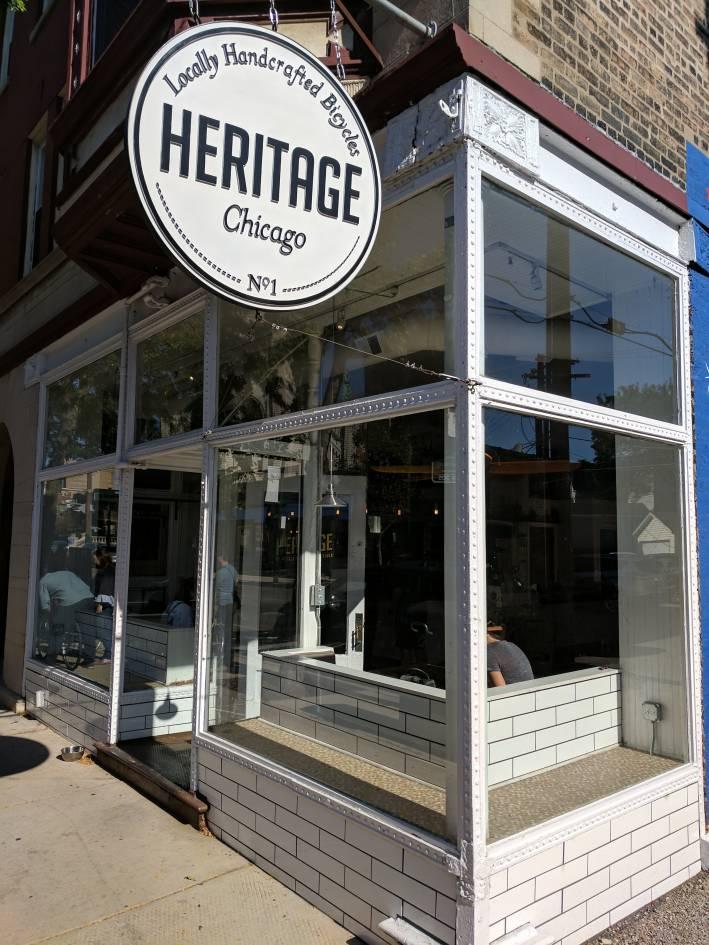 heritage chicago