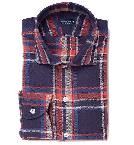 proper cloth plaid shirt
