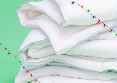 Score A Fluffy New Down Alternative Comforter