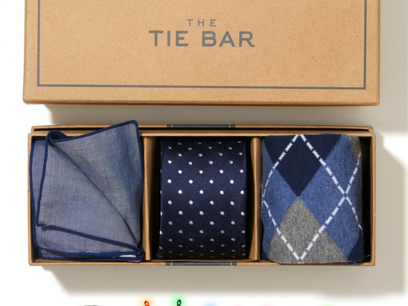 Win Our Favorite Stylish Men's Ties and Accessories