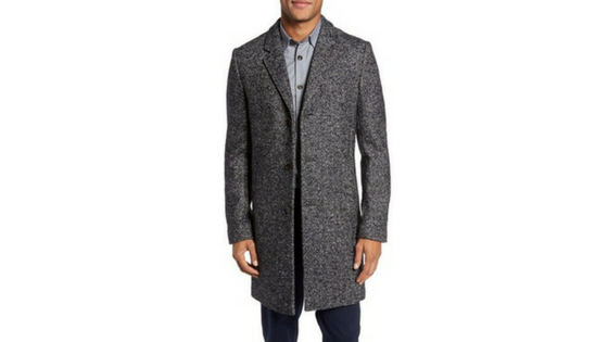 ted baker topcoat