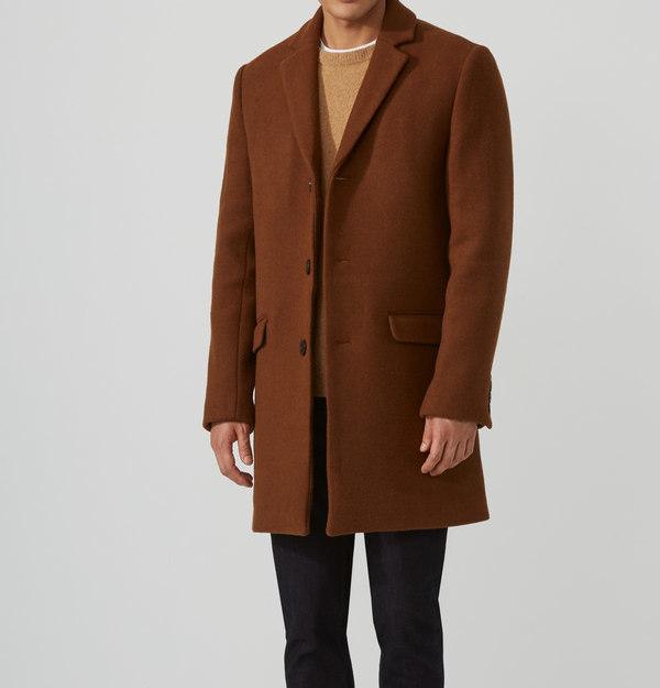 Shopping Roundup: 10 Men's Topcoats | Where to Buy Men's Winter Coats