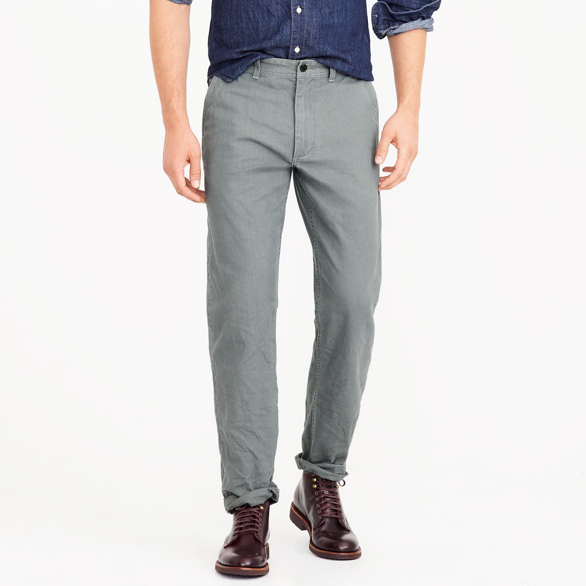 c66adb65917c Men s Wardrobe Essential  5-Pocket Twill Pants