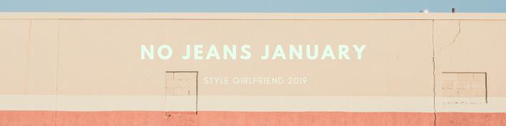 no jeans january 2019