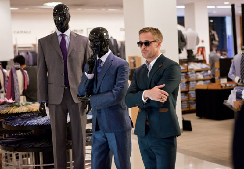 crazy stupid love ryan gosling shopping