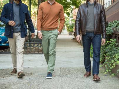 7 Style Tips for Shorter Guys