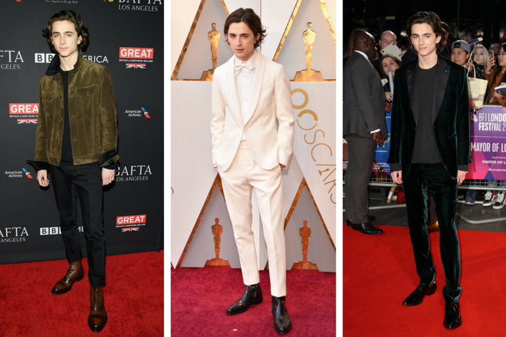 timothee chalamet sg madness 18