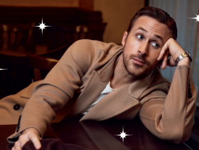 2018 Most Stylish Man: Ryan Gosling
