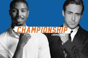 championship 2018 sg madness, ryan gosling, michael b jordan, style girlfriend sg madness, style madness,