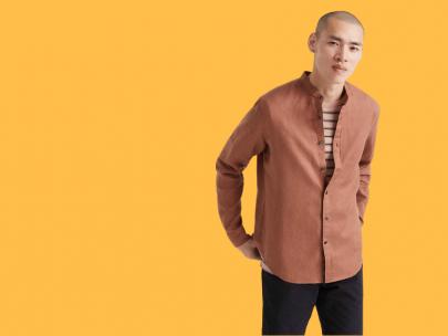 5 Days, 5 Ways: How to Wear a Linen Shirt