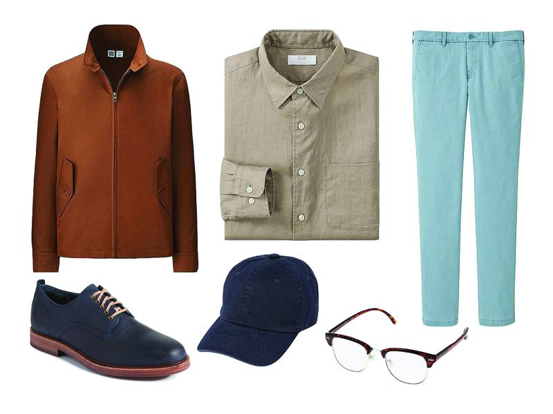 linen shirt outfit