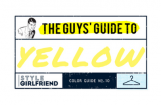 The Guy's Guide to Wearing Yellow