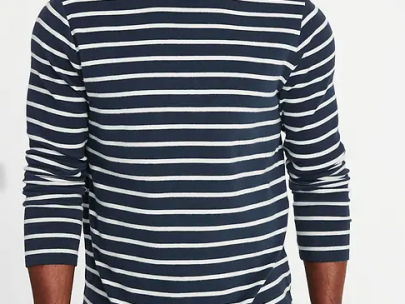Women Want To See You Wearing: Breton Stripes