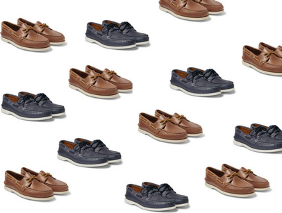 5 Days, 5 Ways: Boat Shoes