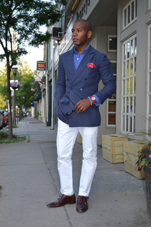 wallstreet paper nautical look for guys