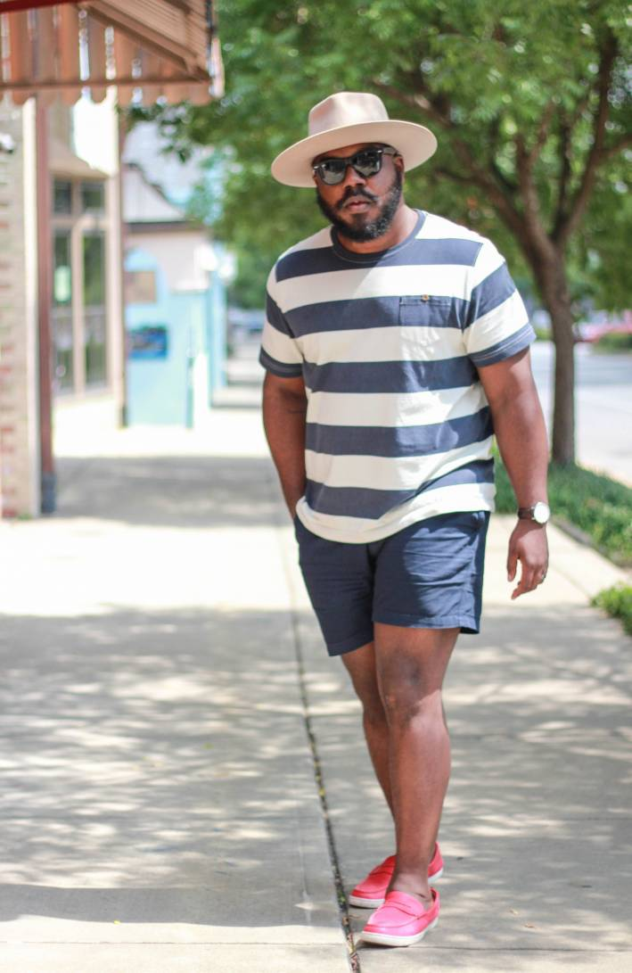notoriously dapper nautical style