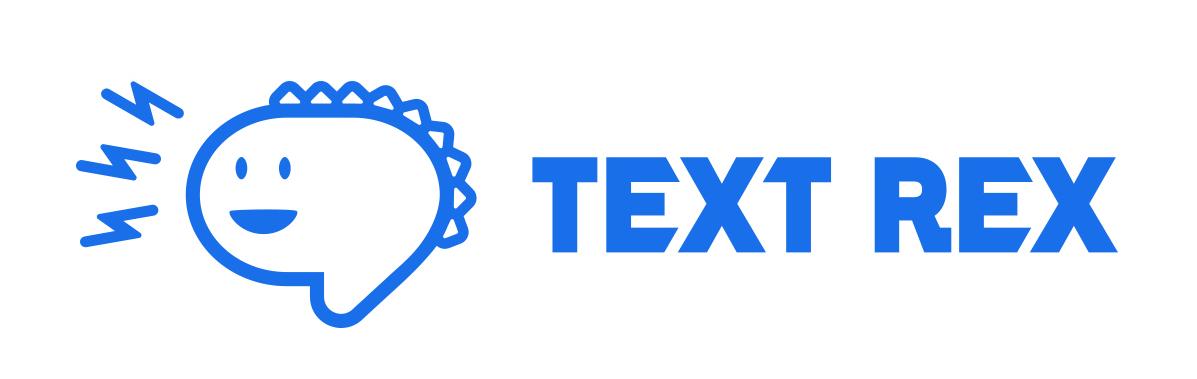text rex logo