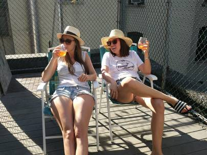 New Podcast: Soccer, The Best Guys' Shoes for Summer, and Stiegl-ritas