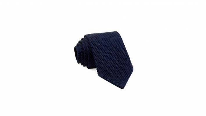 knit tie from the tie bar