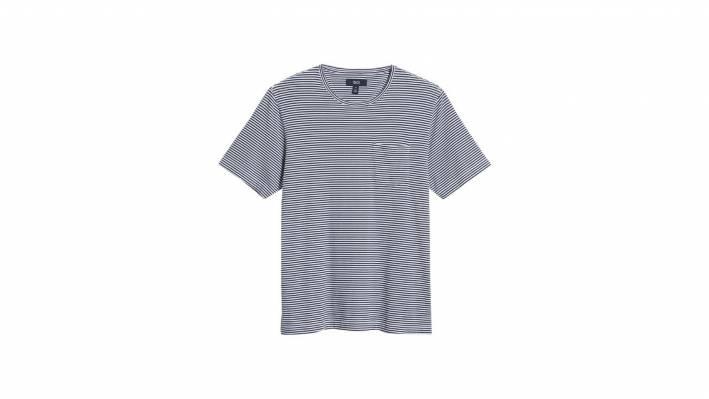 1901 striped t-shirt