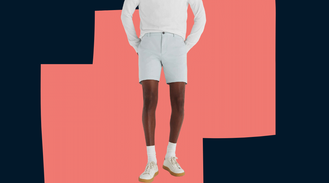 club monaco linen shorts summer 2020