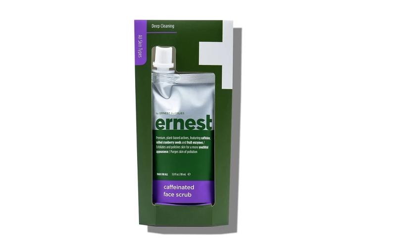 ernest supplies face wash