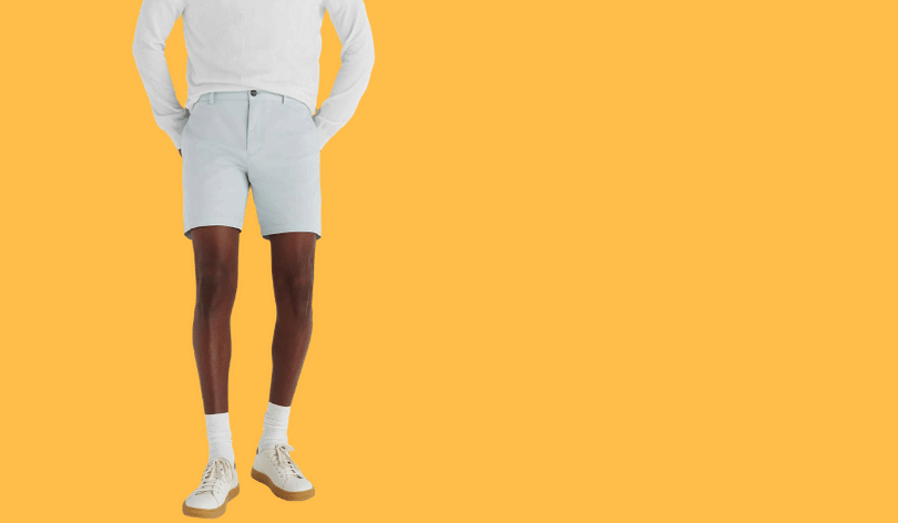 5 Days, 5 Ways: How to Wear Linen Shorts (Updated!)