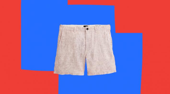 j.crew linen shorts 2020 summer