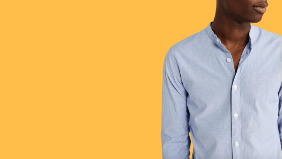 5 Days, 5 Ways: Band Collar Shirt