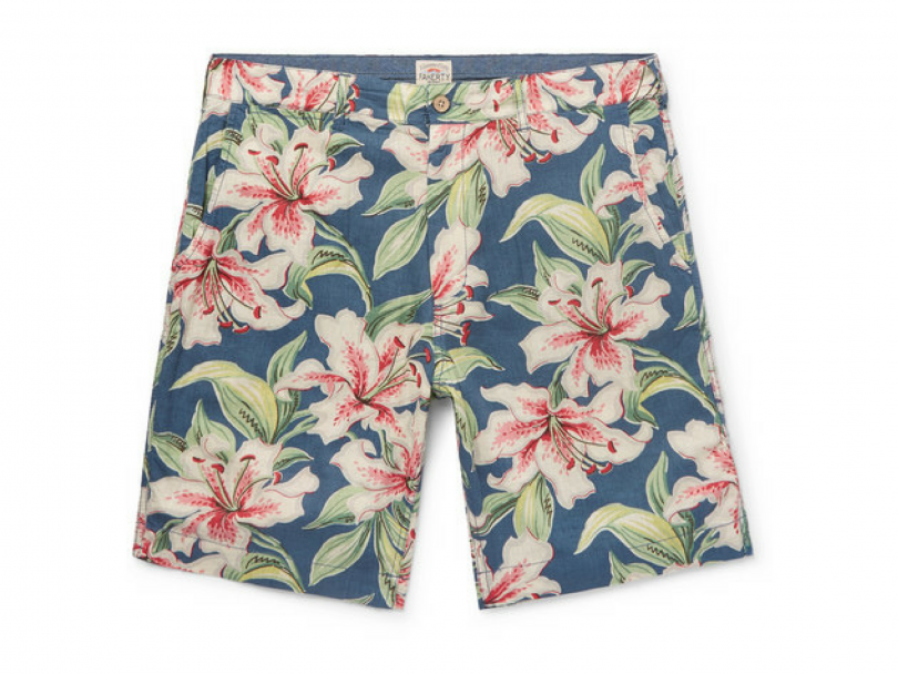 5 Days, 5 Ways: How to Wear Printed Shorts