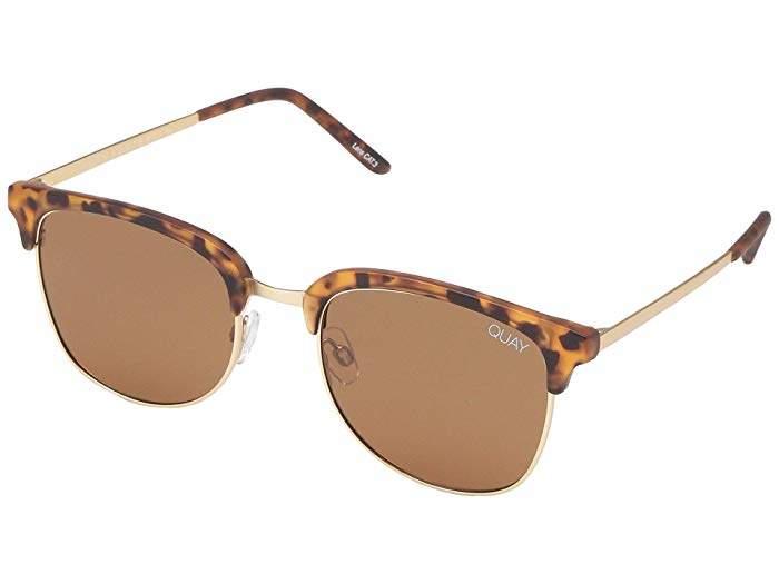 QUAY AUSTRALIA QUAYxBenefit Evasive sunglasses