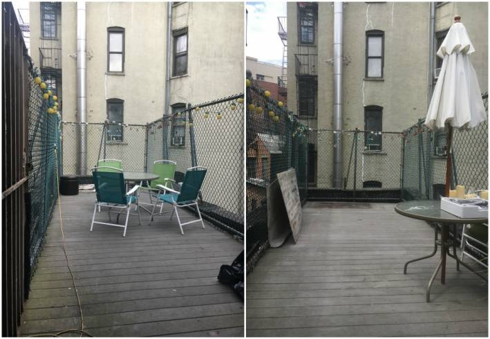 small patio decorating ideas