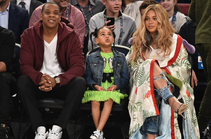 beyonce courtside, kick start your style