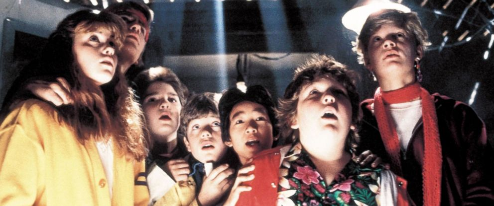 goonies netflix and chill