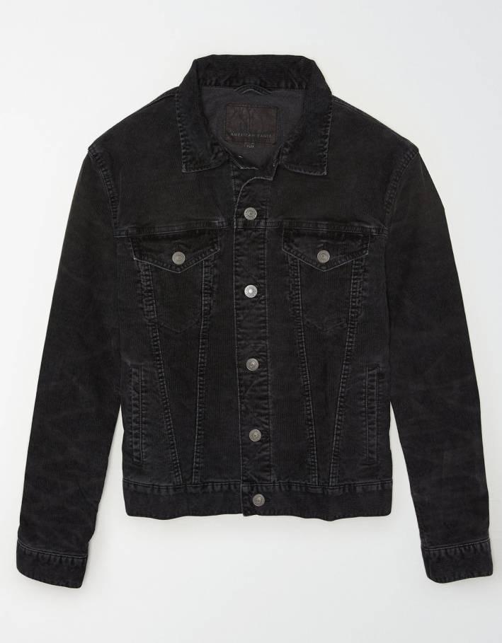 american eagle corduroy trucker jacket