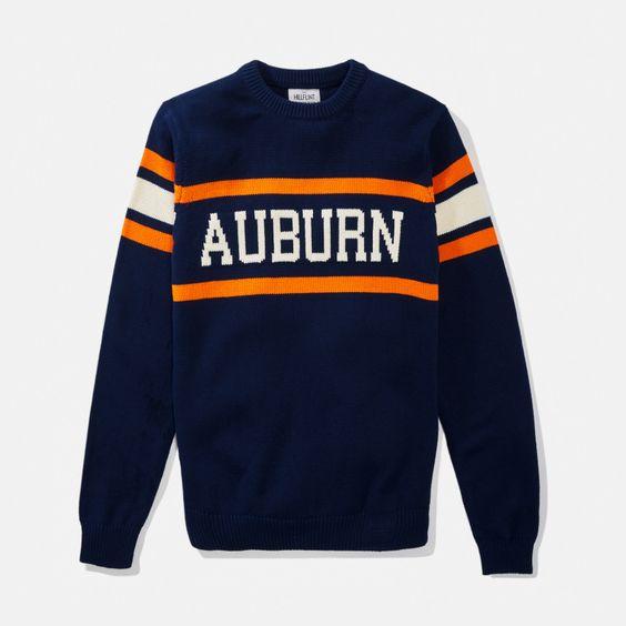 auburn stadium sweater