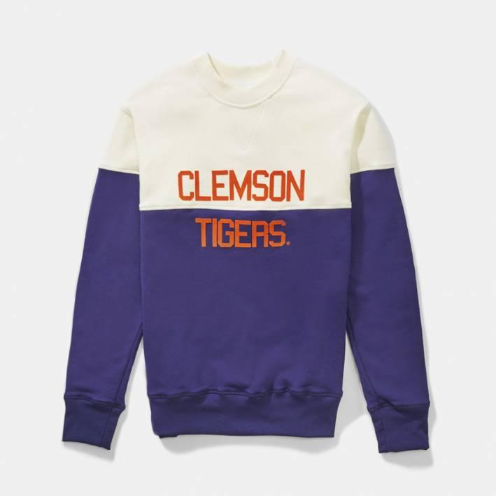 clemson sweatshirt