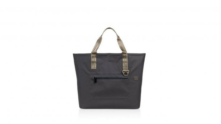 herschel grey work bag