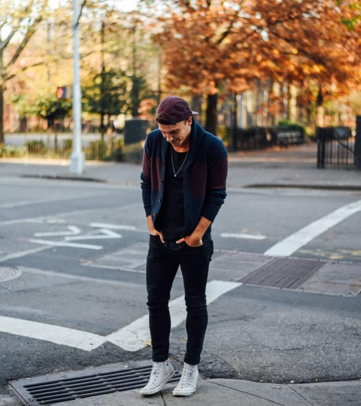 justin livingston black jeans