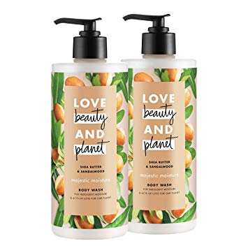 love body planet shampoo conditioner