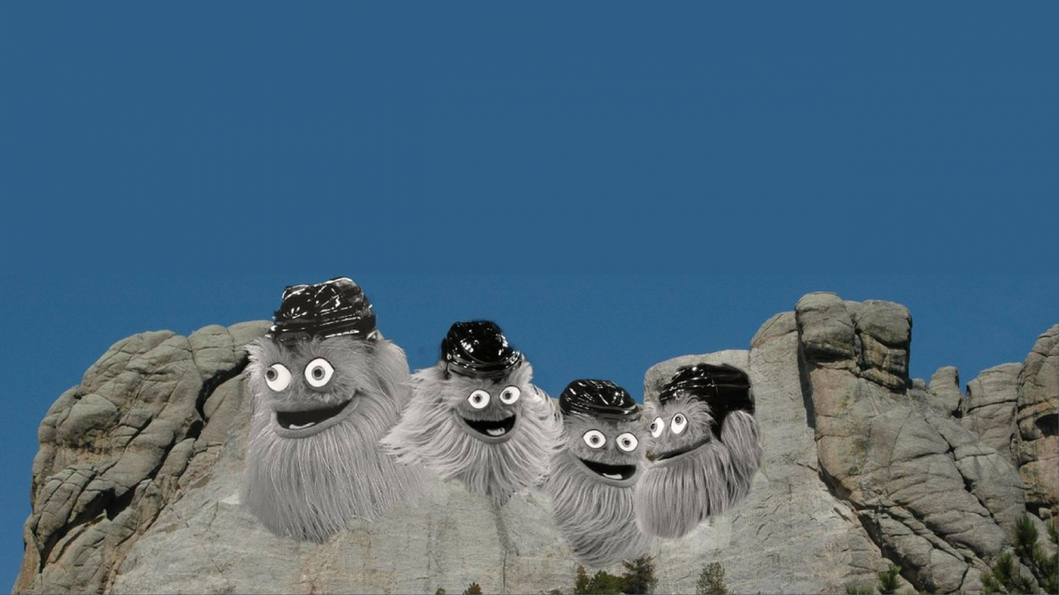 gritty mt rushmore