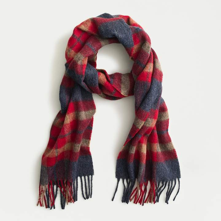 abraham moon for j.crew scarf